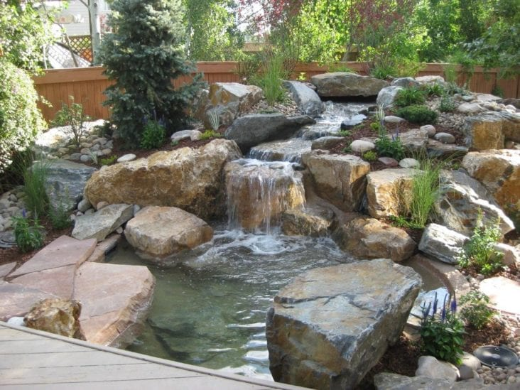 A Water Feature To Your Garden