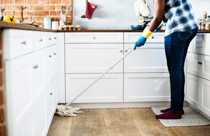 Cleaning Your House Without Chemicals
