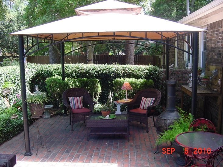Canopy Tent For Your Garden