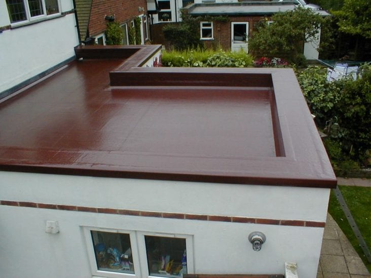 Flat Or Pitched Roof