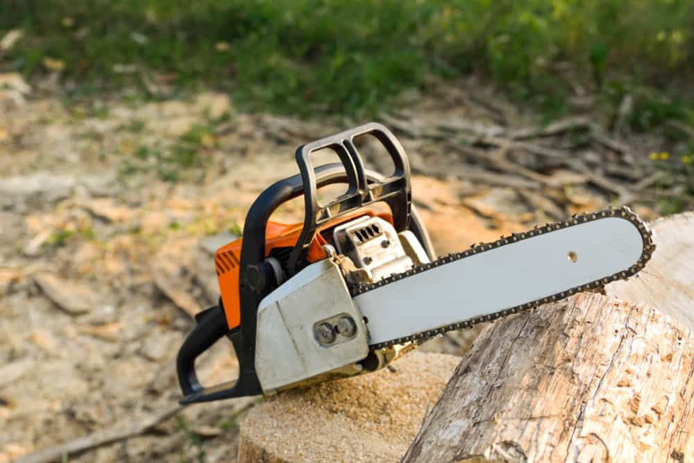 How to Measure a Chainsaw